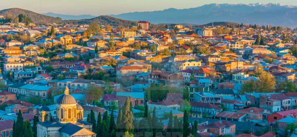 معرفی شهر کوتایسی در گرجستان