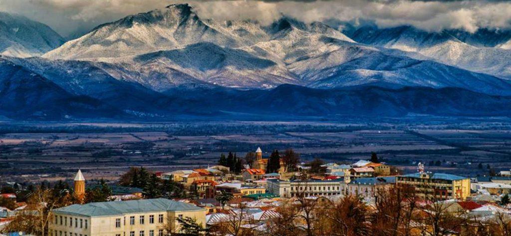 شهر تلاوی گرجستان