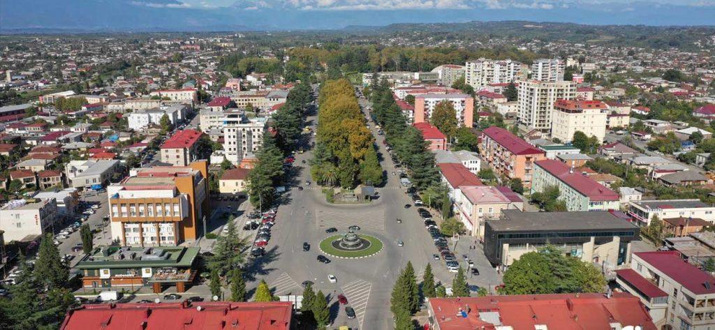 معرفی شهر زوگدیدی ، گرجستان