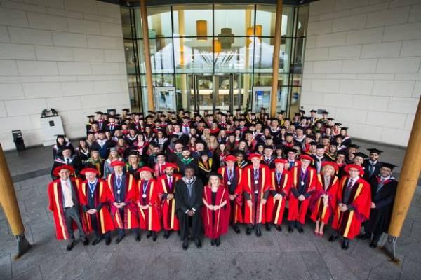 تحصیل در مقطع کارشناسی ارشد در دانشگاه گرجستان