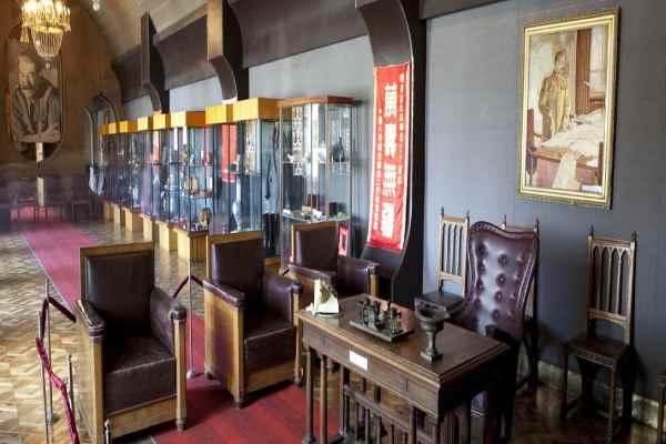 موزه استالین در شهر گوری گرجستان