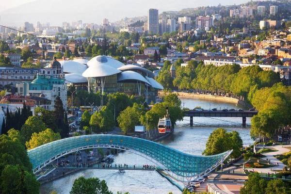 ارزان ترین شهر برای زندگی در گرجستان
