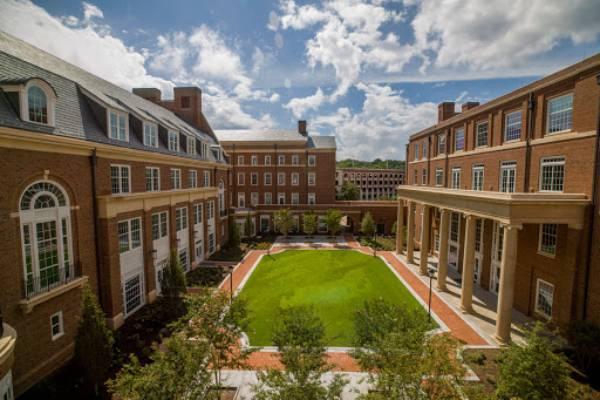 رتبه بندی دانشگاه های گرجستان