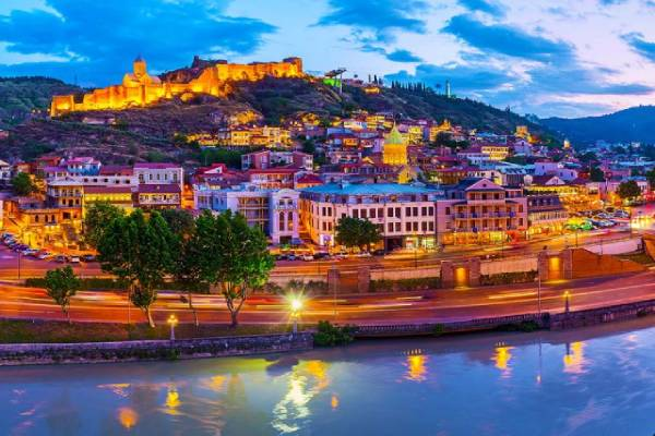 گرجستان - زبان ، فرهنگ ، آداب و رسوم