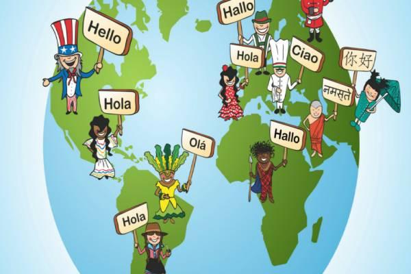 یادگیری زبان محلی قبل از سفر